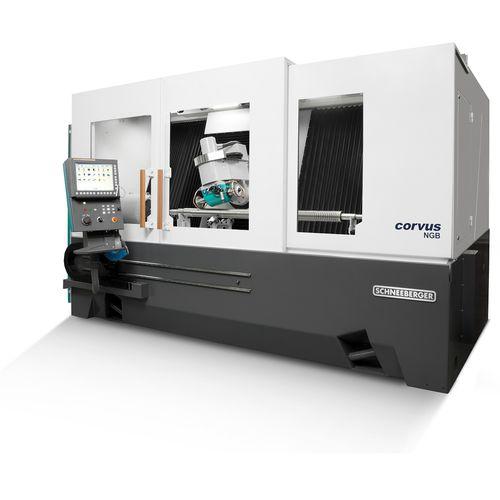 rectifieuse cylindrique extérieure - J. SCHNEEBERGER Maschinen AG