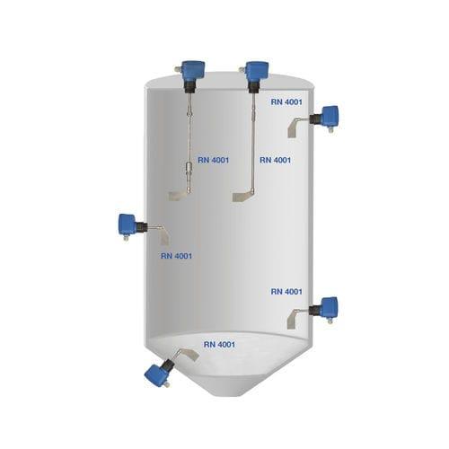 détecteur de niveau à palette rotative - UWT GmbH Level Control