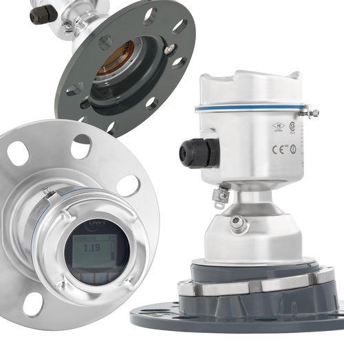 capteur de niveau radar - UWT GmbH Level Control