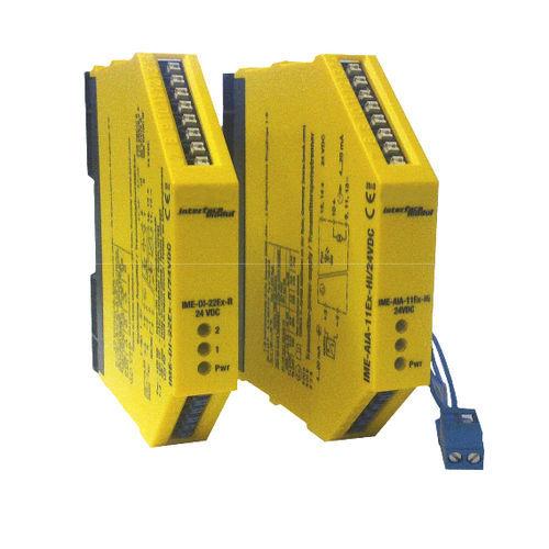 barrière de sécurité électrique ATEX / monovoie / à deux voies / pour rail