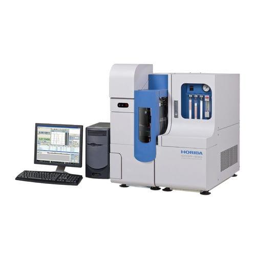 analyseur d'oxygène / d'azote / d'hydrogène / de matière organique