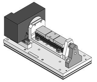 table rotative horizontale
