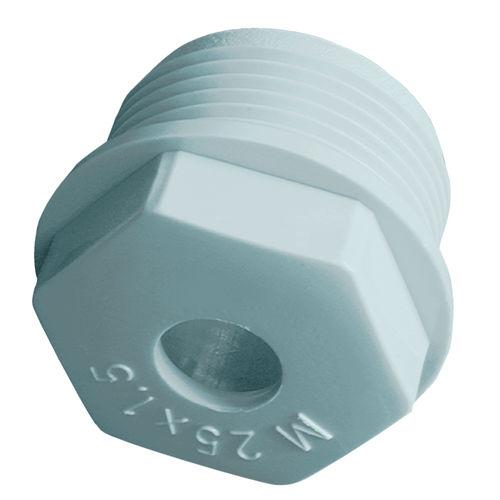 passe-câble en polyéthylène / ouvert