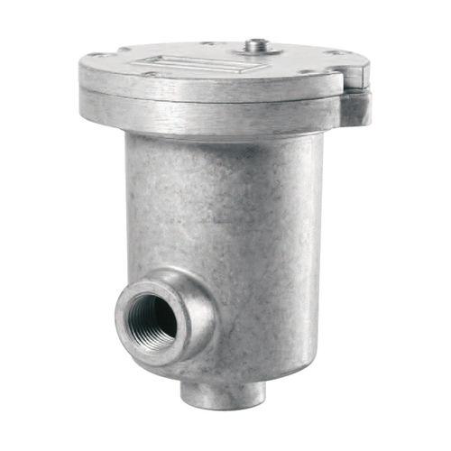 filtre à liquide / hydraulique / à panier / d'aspiration