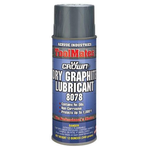 vernis de glissement graphite / lubrifiant sec