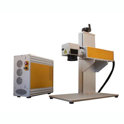 système de marquage laser à fibre pulsé - Rocklin Manufacturing
