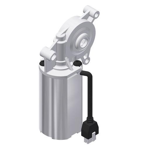 motoréducteur à vis sans fin / DC / orthogonal / 1 - 5 Nm