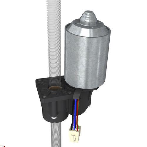 actionneur électrique / linéaire / à vis sans fin / DC
