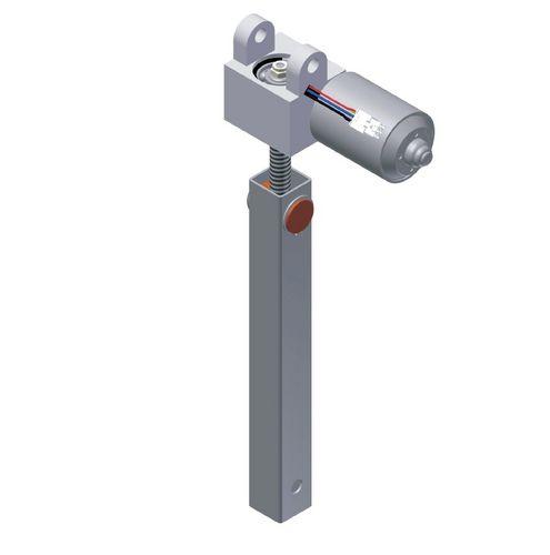 actionneur linéaire / électrique / télescopique / pour le réglage en hauteur de meuble de cuisine
