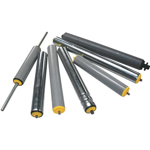 rouleau de convoyeur libre / en PVC / en acier / en inox