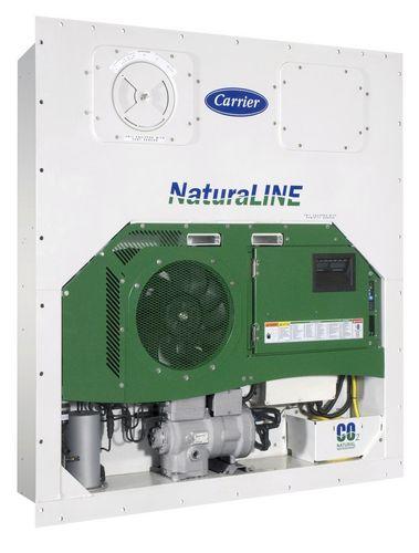 groupe frigorifique mobile / pour conteneur de transport maritime / mono-température