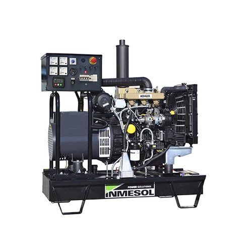 groupe électrogène monophasé / diesel / stationnaire / 50 Hz