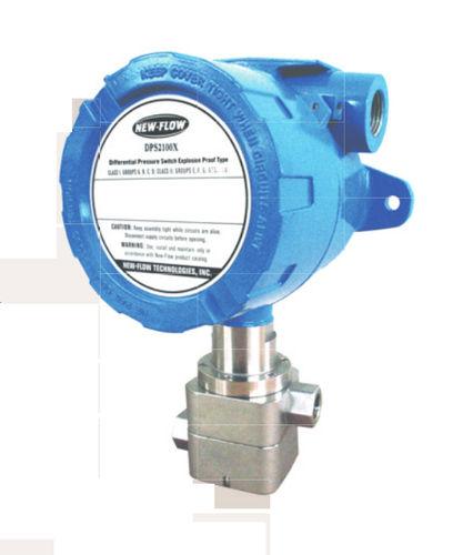 pressostat pour gaz / différentiel / réglable / en inox