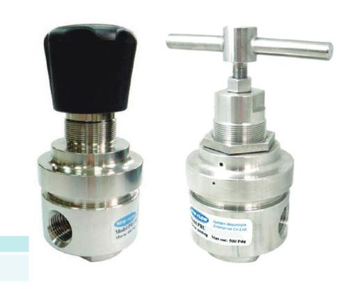 régulateur/réducteur de pression pour gaz / à piston