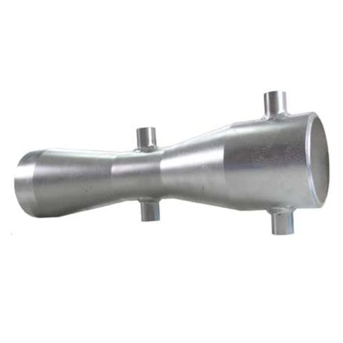 débitmètre à pression différentielle / à Venturi / pour liquides / à insertion