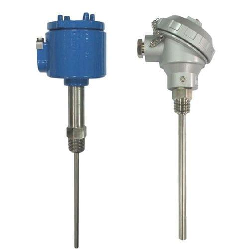 capteur de température RTD / 2 fils / antidéflagrant / IP65