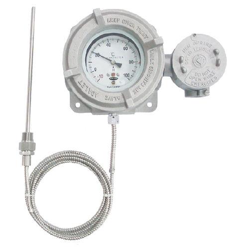 interrupteur thermique à contact / différentiel / antidéflagrant