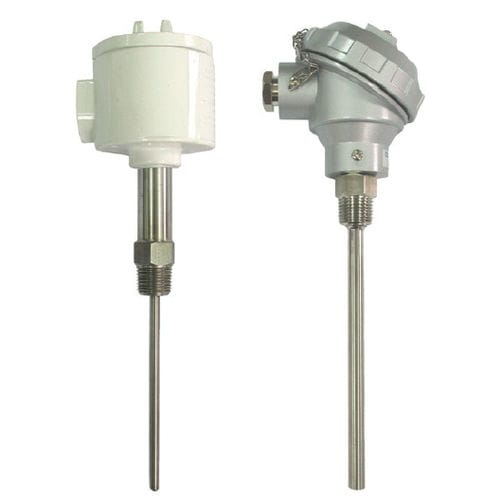 thermocouple de type J / thermocouple type K / thermocouple type T / à insertion