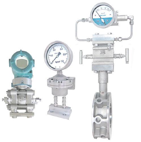 plaque à orifice pour mesure de débit à pression différentielle