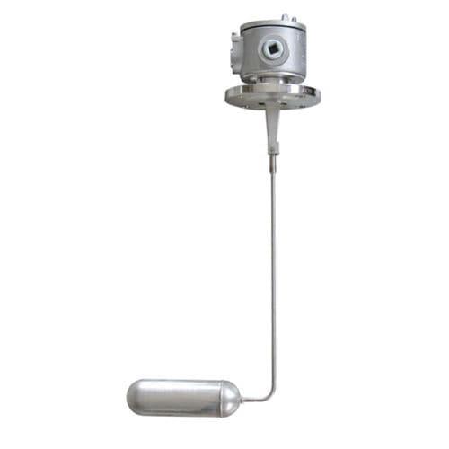 détecteur de niveau à flotteur magnétique / de liquide / en acier inoxydable / IP65