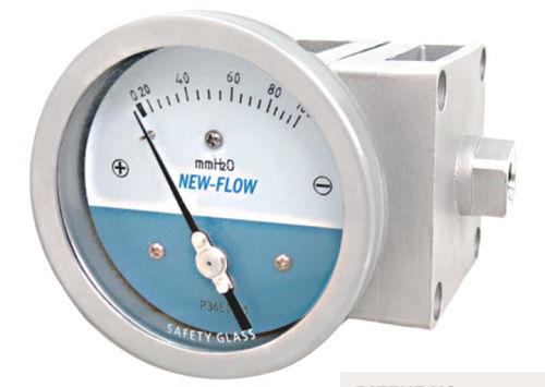 manomètre analogique / à membrane / de process / en acier inoxydable