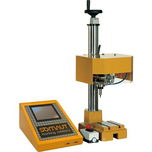 machine de marquage par micro-percussion / benchtop / pneumatique / à commande numérique