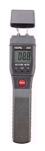 humidimètre pour le bois / à pointes / avec afficheur numérique / portable