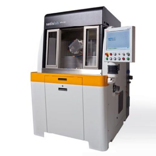 machines de polissage Satisloh