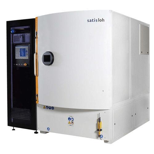 machine d'évaporation sous vide antireflet - Satisloh