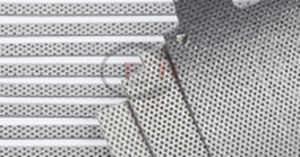 joint en polyéthylène / de blindage EMI / conducteur