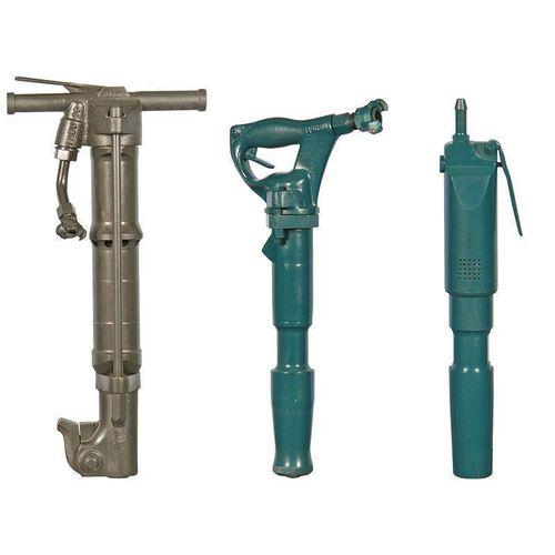 marteau piqueur pneumatique / pour chantier / vertical / portatif