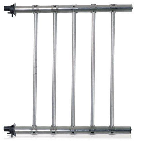 manifold multivoie / en inox / de répartition
