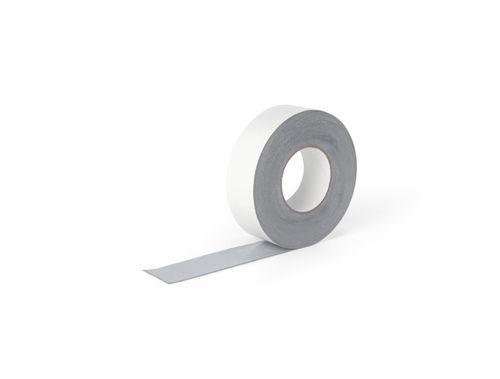 ruban d'étanchéité adhésif / en caoutchouc butyle / avec film LDPE / auto-adhésives