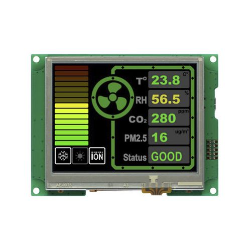 module d'affichage LCD/TFT - TOPWAY LCD