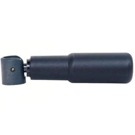 poignée en technopolymère / cylindrique / ergonomique / tournante