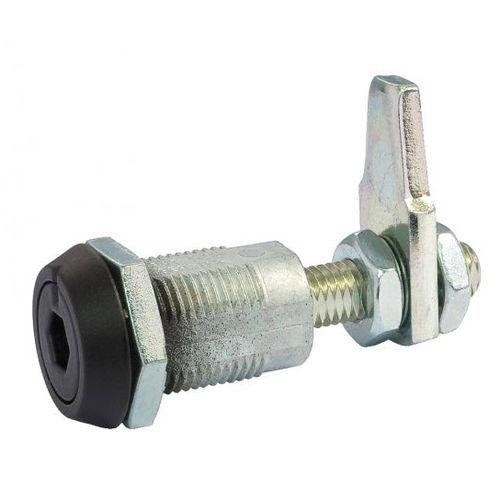 loquet à compression / à came / à clé / en acier