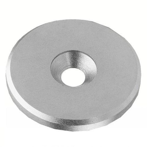 rondelle ronde / en acier / en inox