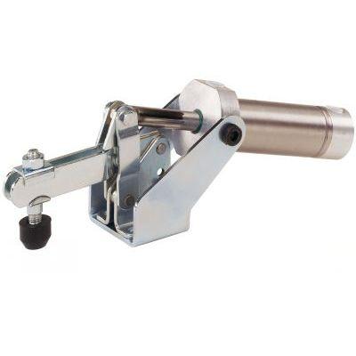 sauterelle pneumatique / horizontale / en acier zingué / à bascule