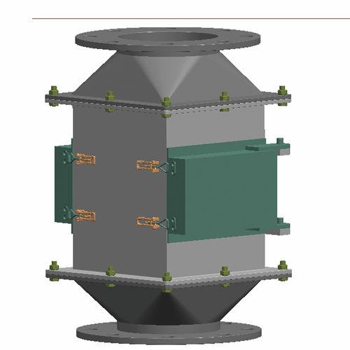 séparateur magnétique à plaque - Magengine Co., Ltd