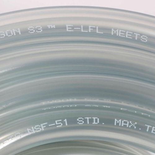 tuyau flexible pour produits chimiques / pour produits alimentaires / pour produits en vrac / pour applications pharmaceutiques
