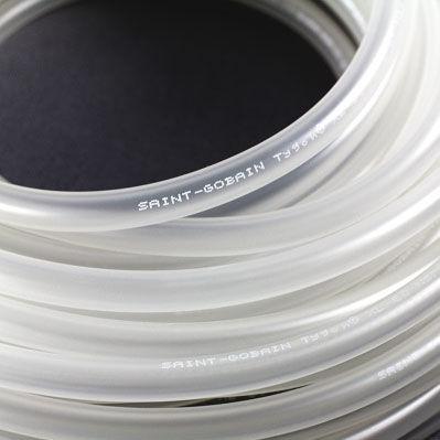 tuyau flexible pour pompe péristaltique / pour produits chimiques / pour boisson / pour applications alimentaires