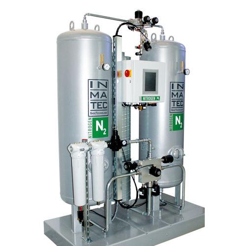 générateur d'azote pur - INMATEC GaseTechnologie