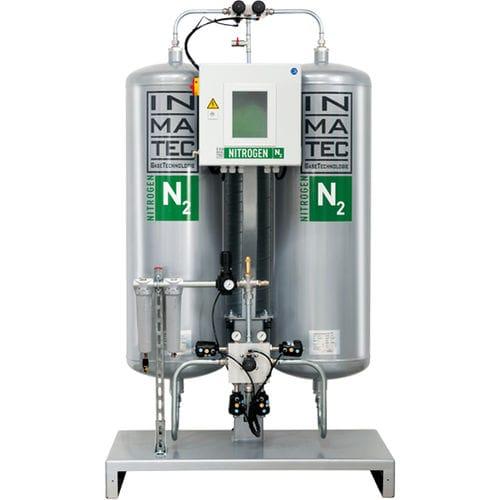 générateur d'azote fermé - INMATEC GaseTechnologie
