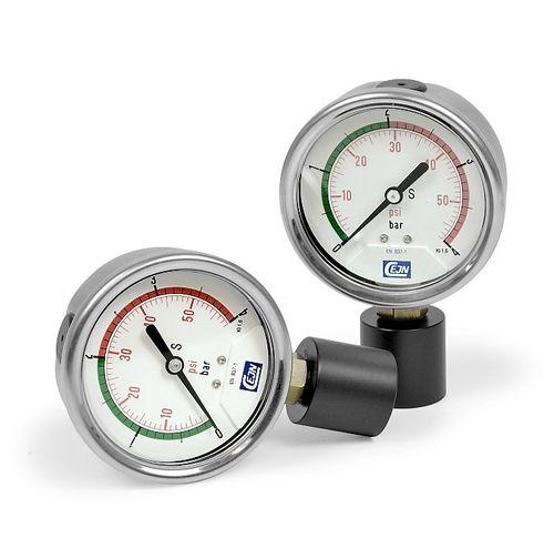 manomètre analogique / pour air