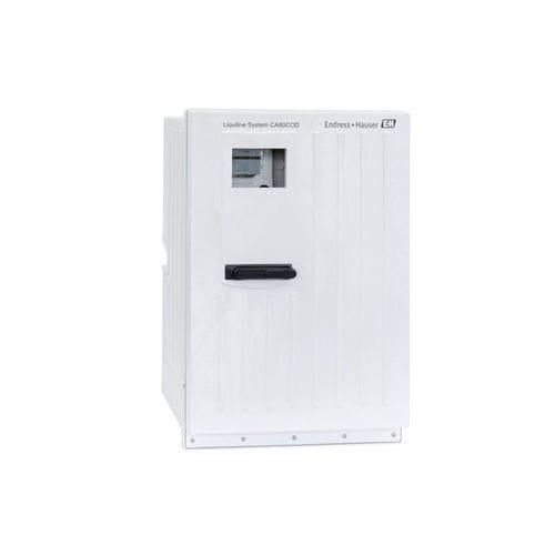 analyseur d'oxygène / d'eau usée / de demande chimique en oxygène / automatique