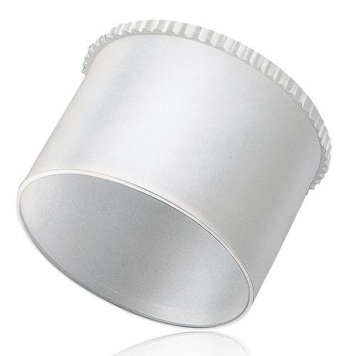 capuchon cylindrique / plastique / de protection / moleté