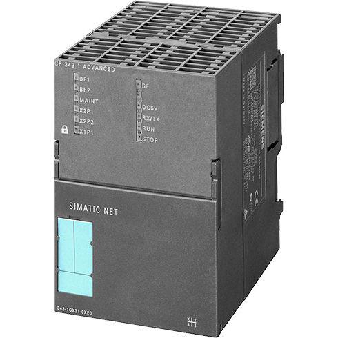 processeur de communication Ethernet