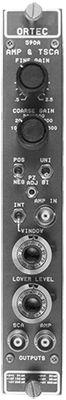 amplificateur de signal / à faible bruit / à voie unique