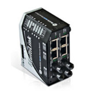 commutateur Ethernet non administrable / 4 ports / RJ45 / compact