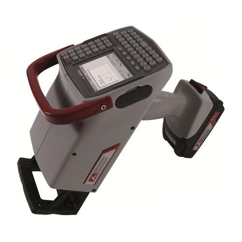 machine de marquage par micro-percussion / portable / mobile / sur batterie